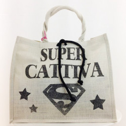 SHOPPER SUPER CATTIVA